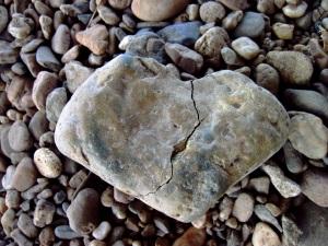 Un coeur brisé ne l'est jamais pour l'éternité
